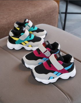 Terbaru Sepatu Sneaker Anak Sport Size 26-30