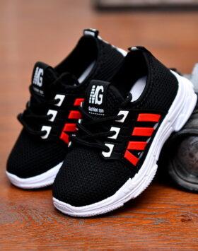Terbaru Sepatu Sneakers Sekolah Size 33-39