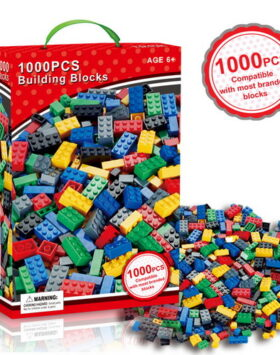 Terbaru Lego Building Blocks Isi 1000 Pcs