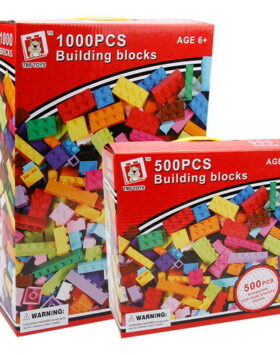 Terbaru Lego Building Blocks Isi 500 Pcs