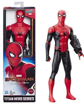 Terbaru Action Figur Spiderman Seri 01 FFH