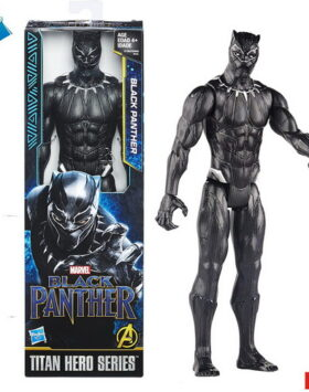 Terbaru Action Figure Black Panther Seri 03