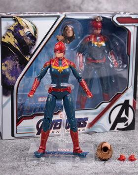Terbaru Action Figure Captain Marvel 04