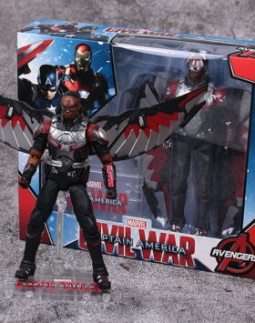 Terbaru Action Figure Falcon Avengers 04