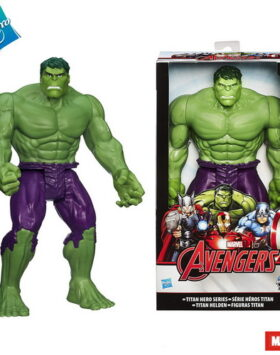 Terbaru Action Figure Incredible Hulk Seri 04