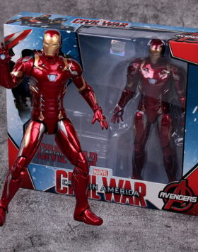 Terbaru Action Figure Iron Man Avengers 4
