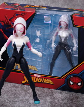 Terbaru Action Figure Spider Gwen Marvel 04