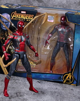 Terbaru Action Figure Superior Spiderman M4