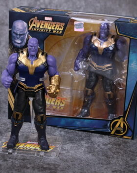 Terbaru Action Figure Thanos End Game 04