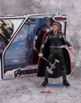 Terbaru Action Figure Thor Invinity War 04