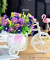 Terbaru Bunga Sepeda keranjang Impor 2020