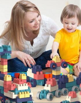 Terbaru Lego Duplo Impor Isi 360 Pcs