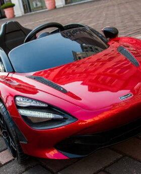 Terbaru Mobil Listrik Anak McLaren Merah 2020