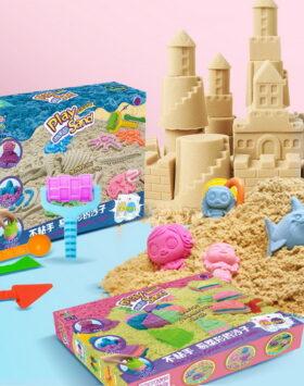 Terbaru Pasir Ajaib Mainan Anak Impor 2020