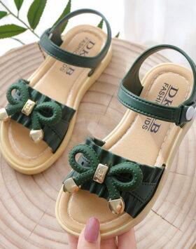Terbaru Sandal Flat Anak Versi Korea 2020