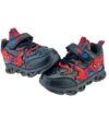 Terbaru Sepatu Sneakers Spiderman Black 02