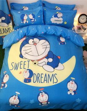 Terbaru Set Bed Cover Anak Katun Impor 2020