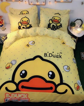 Terbaru Set Bed Cover Gambar Duck 2020