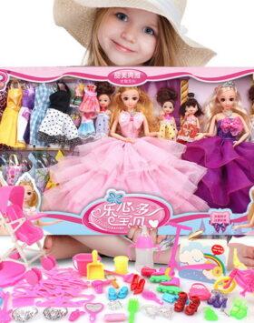 Terbaru Set Boneka Barbie Bersuara Impor 2020