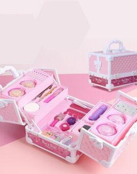 Terbaru Set Kosmetik Koper Anak Selebriti 01