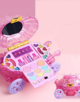 Terbaru Set Make Up Anak Crown Pumpkin 01
