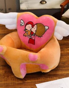 Terbaru Sofa Bayi Orange Angel Impor 2020