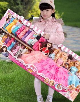 Terlengkap Set Boneka Barbie Asli Impor 2020