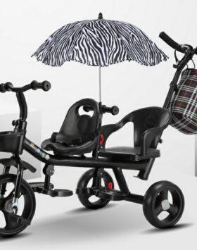 Kereta Dorong Bayi Gratis Payung