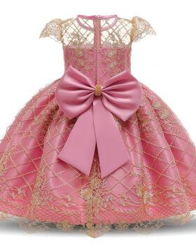 Terbaru Dress Anak Putri Kerajaan 3-8 Tahun