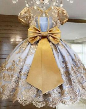 Terbaru Gaun Anak Model Putri Bangsawan 2020