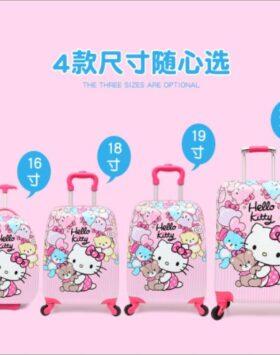 Terbaru Koper Anak Gambar Hello Kitty 2020