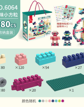 Terbaru Lego Duplo BLock Box Isi 380 Pcs
