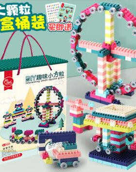 Terbaru Lego Duplo BLock Box Isi 560 Pcs