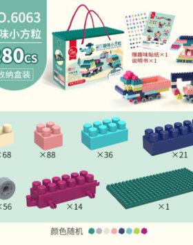 Terbaru Lego Duplo Block Box Isi 280 Pcs