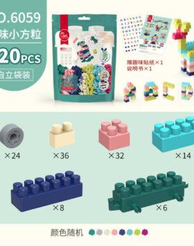 Terbaru Lego Duplo Block Pack Isi 120 Pcs