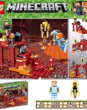 Terbaru Lego Maincraft Anak Isi 231 Pcs
