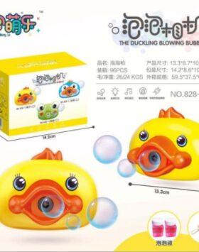 Terbaru Mainan Duck Bubble Camera Versi 03