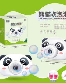 Terbaru Mainan Panda Bubble Camera Versi 02