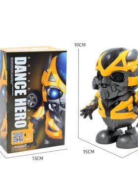 Terbaru Mainan Robot Dance Bumble Bee 2020
