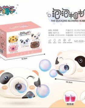 Terbaru Mainan Sapi Bubble Camera Versi 04