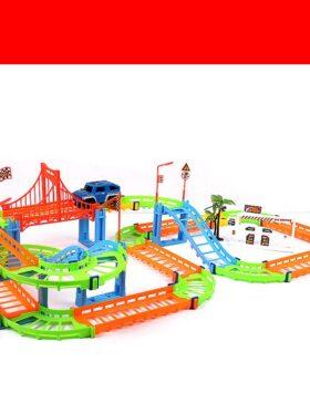 Terbaru Mainan Track Lintas Asli Impor 2020