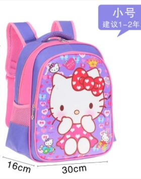 Terbaru Ransel SD Hello Kitty 2 Ruang