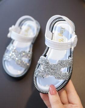 Terbaru Sandal Anak Ermez White 2020