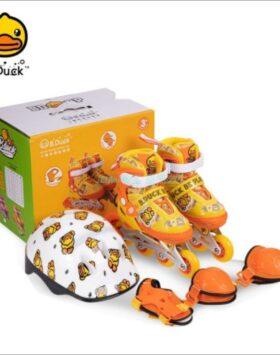 Terbaru Sepatu Roda Anak 1 Set Branded