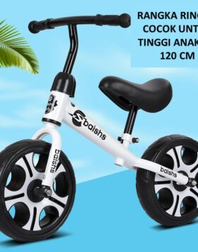 Terbaru Sepeda Balance Anak 12 Inci Putih