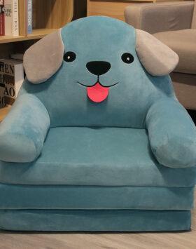 Terbaru Sofa Anak Model Anjing Lucu 3 Lapis