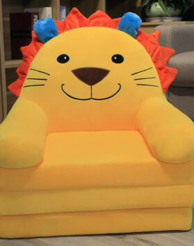 Terbaru Sofa Anak Model Lucu Singa 3 Lapis