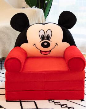 Terbaru Sofa Lipat Anak 3 Lapis Mickey Mouse