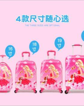 Terbaru Tas Koper Anak Barbie Girl 2020