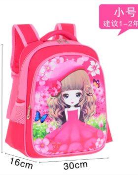 Terbaru Tas Ransel Anak Putri Sakura 2 Ruang